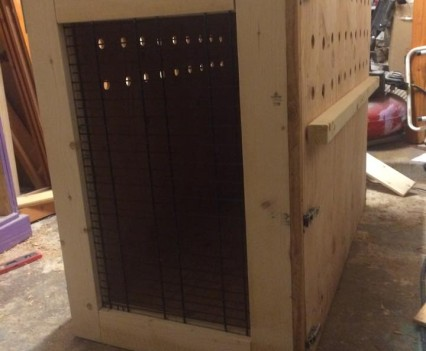 Iata container 1 kennel